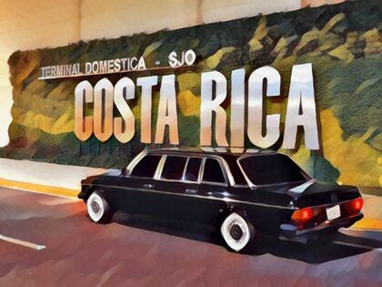 EVERY CEO NEEDS A MERCEDES LIMOUSINE FOR CLIENTS COSTA RICA