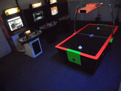 GAMIFICATION HAPPY COMPANY GAME ROOM