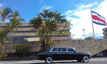 COSTA RICA COURT SYSTEM LIMOUSINE TOUR