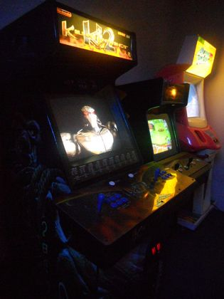 GAMIFICATION TOP EMPLOYEE GAME ROOM