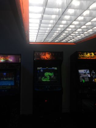 GAMIFICATION IDEA EMPLOYEE ARCADE GAMES