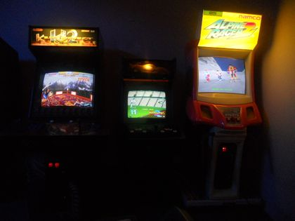 GAMIFICATION BEST BOSS VIDEO ARCADE GAME ROOM