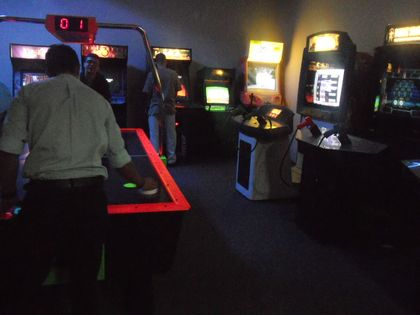 GAMIFICATION BEST COMPANY EMPLOYEE GAME ROOM IDEAS