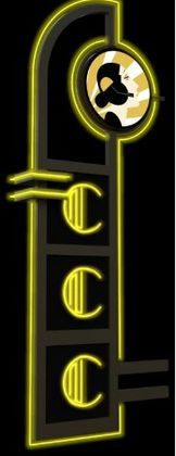 CLASSIC ART DECO MARQUEE CENTRAL AMERICA OUTSOURCING