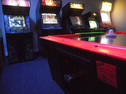 GAMIFICATION WAYS  FOR EMPLOYEE VIDEO ARCADE GAME ROOM
